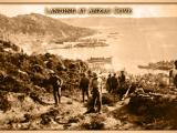 Landing At Anzac Cove