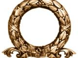 Wreath Bronze